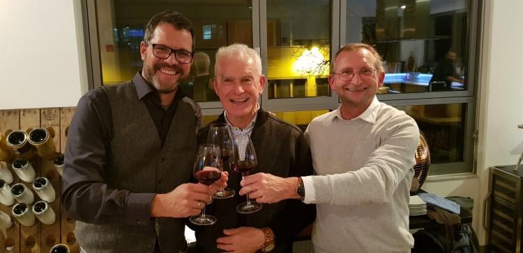 dwif: Dr. Manfred Zeiner geht in den Ruhestand.