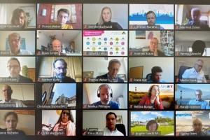 """dwif: """"Corona und die Folgen für die Tourismuswirtschaft"""" – 85 Touristiker*innen diskutieren bei der virtuellen dwif-Jahrestagung"""