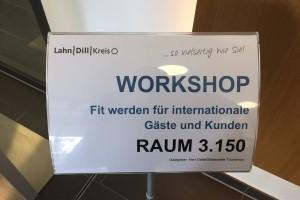 dwif: Workshop Lahn-Dill-Kreis im Rahmen unserer Potenzialanalyse nachhaltige Tourismusangebote im ländlichen Raum Hessens (Bild: dwif)