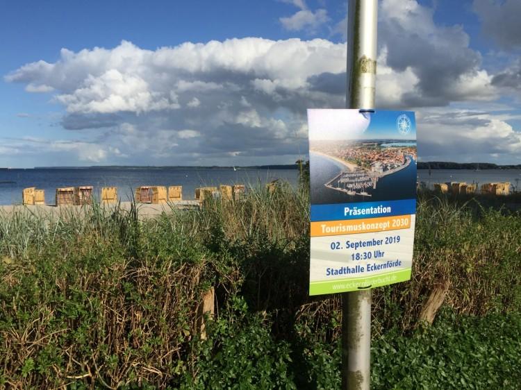 dwif & Tourismuszukunft:Tourismuskonzept Eckernförde 2030 der Öffentlichkeit vorgestellt