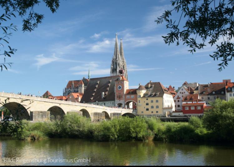 dwif: Tourismuskonzeption für die Stadt Regensburg der Presse vorgestellt (Bild: Regensburg Tourismus GmbH)