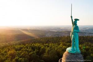 """dwif unterstützt Teutoburger Wald im EFRE-Projekt """"Zukunftsfit Digitalisierung"""" (Bild: © Tourismus NRW e. V. / Teutoburger Wald Tourismus)"""