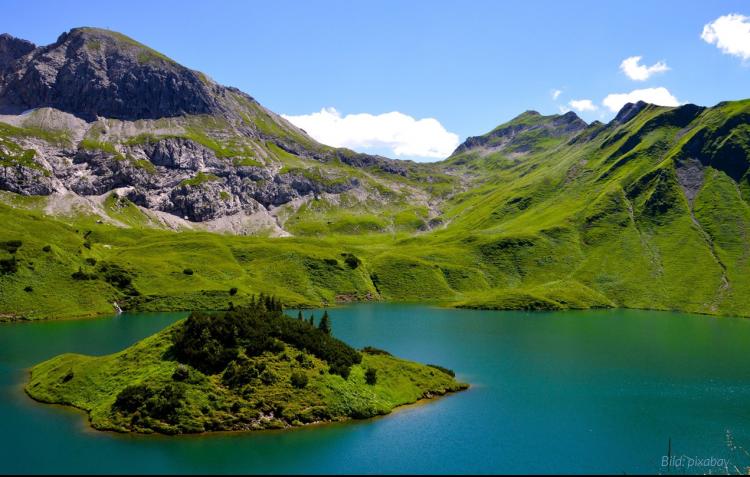 WEBMARK TOP 20 Ranking der Bergregionen in Deutschland, Österreich und Südtirol (Bild: pixabay)
