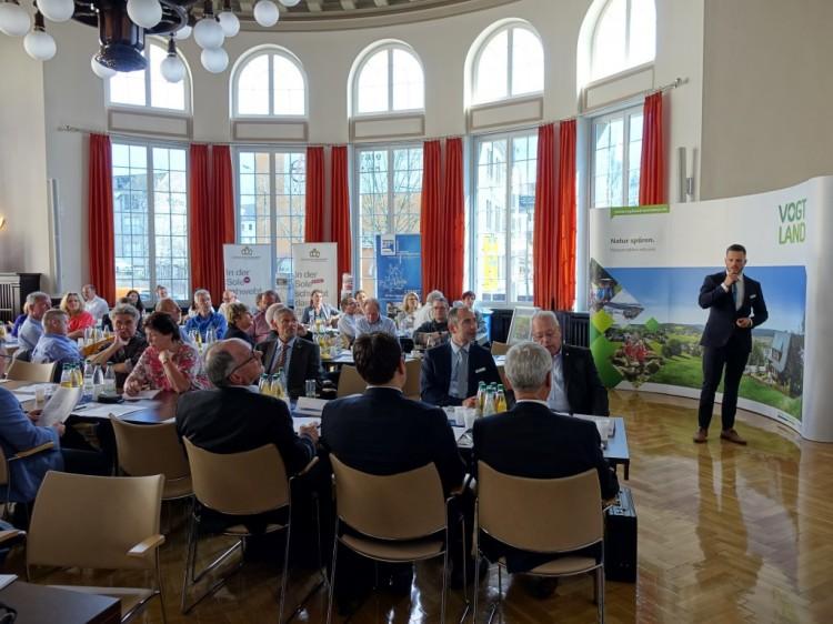 dwif-Wirtschaftsfaktor Tourismus Region Vogtland: Eine Branche schafft Mehrwert.