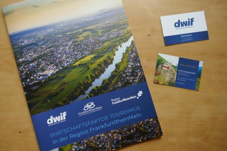 dwif ermittelt Wirtschaftsfaktor Tourismus für die Region FrankfurtRheinMain