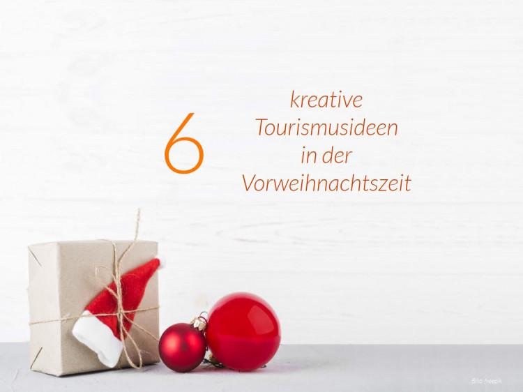 dwif Zahl der Woche: dwif Zahl der Woche: Kreative Tourismusideen in der Vorweihnachtszeit (Bild: freepik)