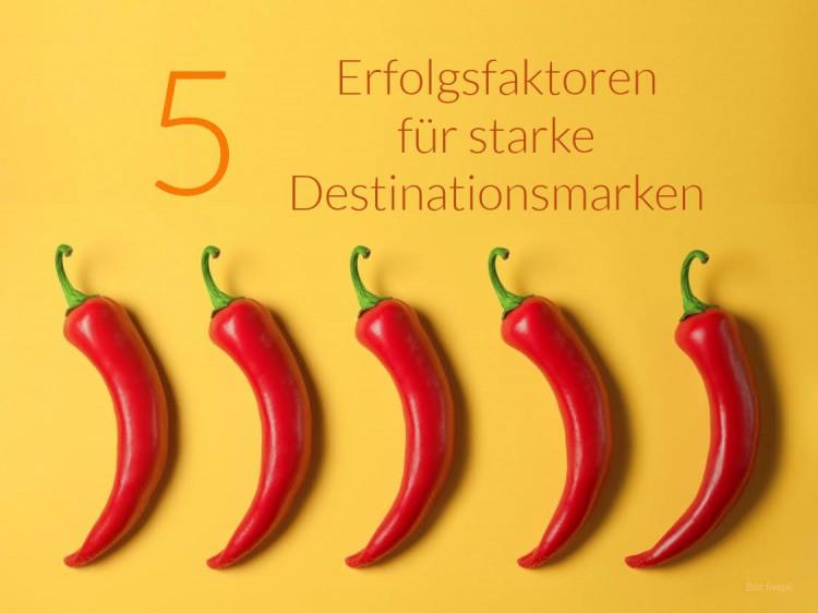 dwif Zahl der Woche: Erfolgsfaktoren für starke Destinationsmarken (Bild: freepik)