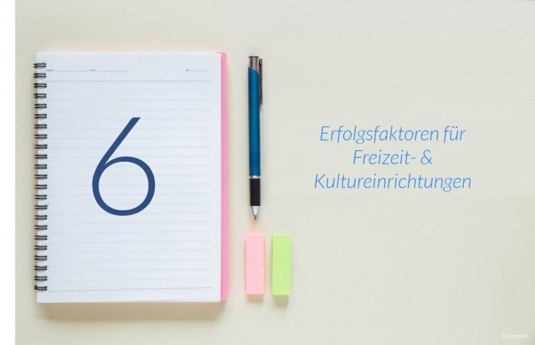 dwif: Erfolgsfaktoren für Freizeit- und Kultureinrichtungen (Bild: freepik)