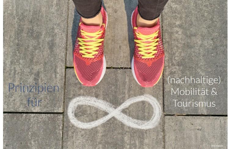 dwif Zahl der Woche: 8 Prinzipien für (nachhaltige) Mobilität und Tourismus(Bild: freepik)