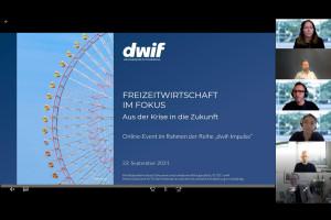 dwif-Impulse: Freizeitwirtschaft im Fokus – Aus der Krise in die Zukunft