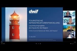 dwif-Impulse: Touristische Infrastrukturentwicklung: Leuchtturmprojekte als Impuls für die Region