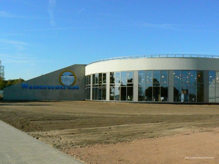 dwif erstellt Machbarkeitsstudie für das Bernstein-Erlebniszentrum in Bitterfeld (Bild: Zweckverband Goitzsche)