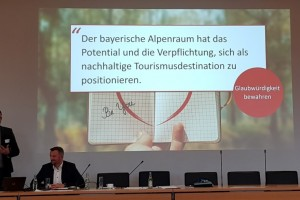 dwif Impuls für Mobilitätswende im Alpentourismus: Umsetzungsstudie E-Mobile Deutsche Alpenstraße