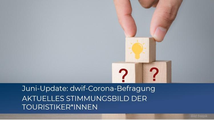dwif-Corona-Befragung liefert aktuelles Stimmungsbild der Tourismusbranche (Bild: freepik)